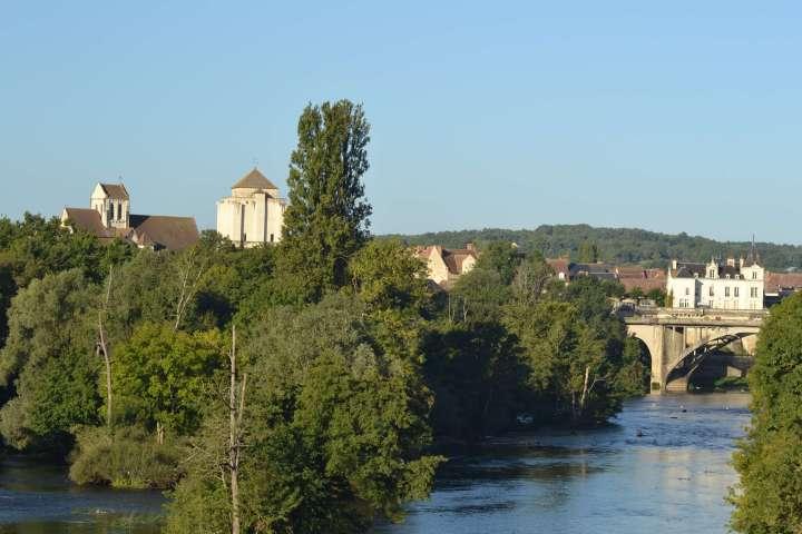 Bon séjour à La Roche Posay...