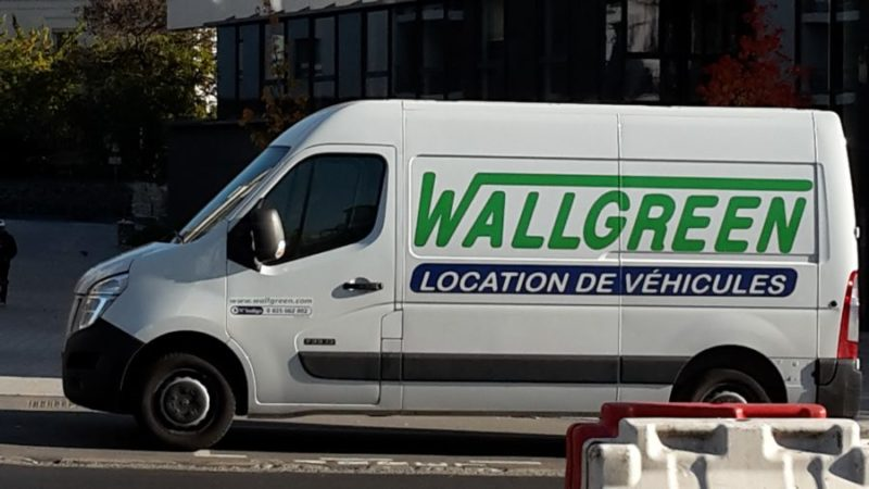 Location de voiture walgreen