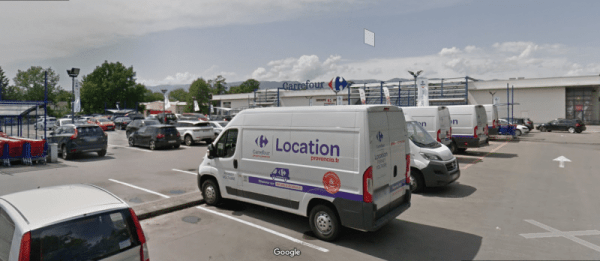 Carrefour Location Ferney Voltaire