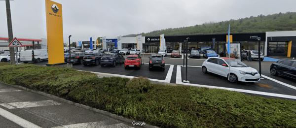 Renault Rent Oyonnax