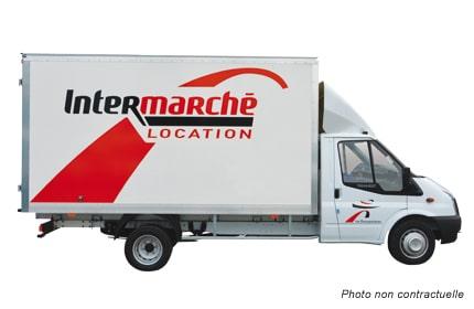 Intermarché Location Camion Et Voiture Pas Cher En Magasin