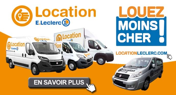 Camion Leclerc Utilitaires Voiture Fourgon Location rotdhBsQCx