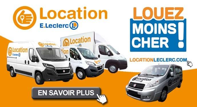 Leclerc Location Voiture Camion Fourgon Utilitaires
