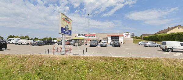 Intermarché Location Rosières prés Troyes