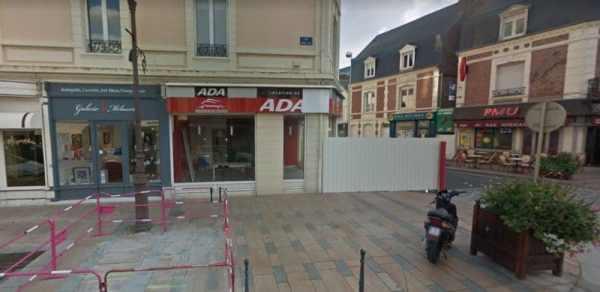 ADA Gare de Deauville