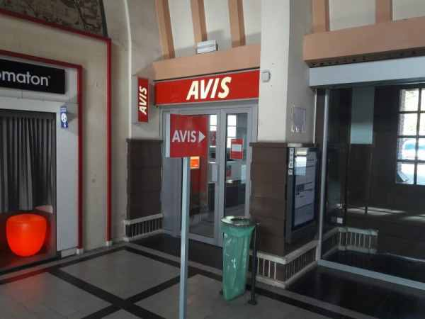 AVIS Gare de Deauville Trouville