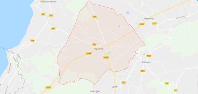 Location de minibus douvaine