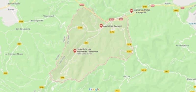 Location Voiture  Camion  Utilitaire  SainteMarieAuxMines