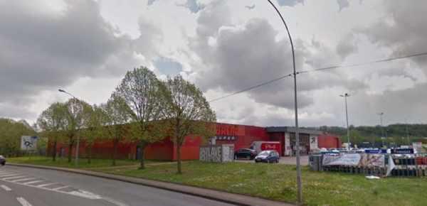 Intermarché location Homécourt