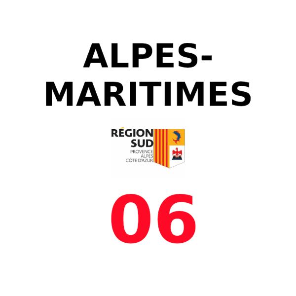 Alpes Maritimes (06)