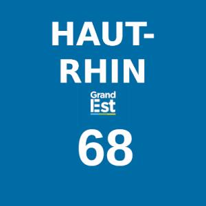 Haut-Rhin - 68