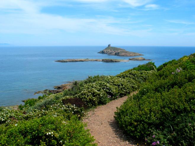 Le Sentier Des Douaniers La Corse