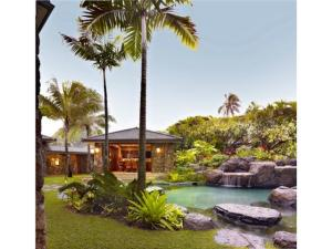 This exceptional island estate is truly like no other! Gorgeous