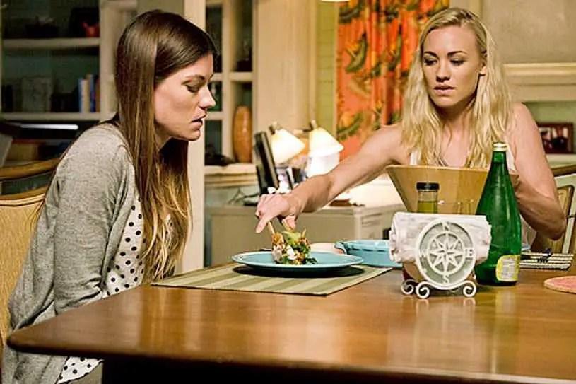 Jennifer Carpenter e Yvonne Strahovski - Dexter 8