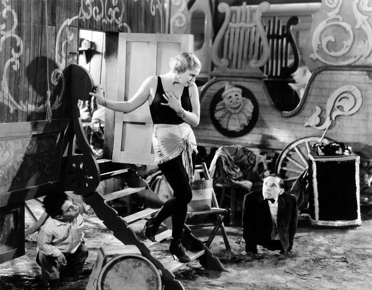 Fotogrammi del film Freaks