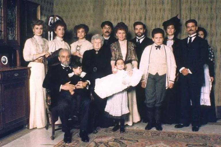 La fotografia di famiglia