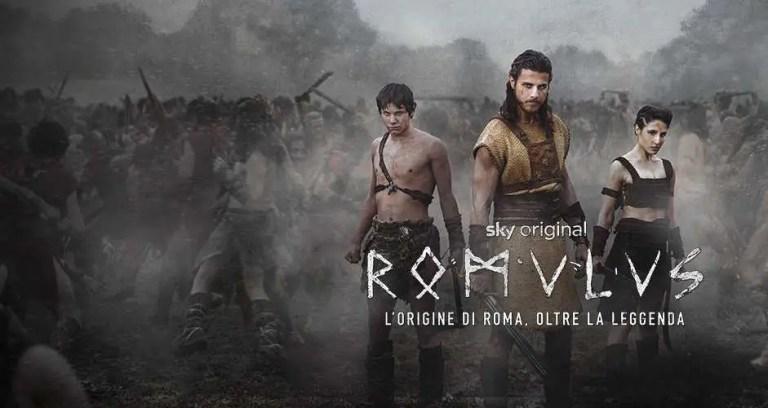 ROMULUS poster orizzantale