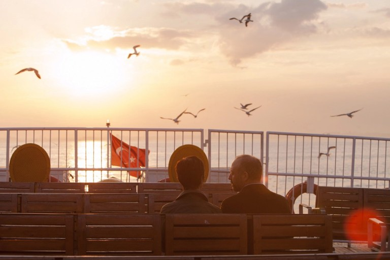 Rosso Istanbul recensione