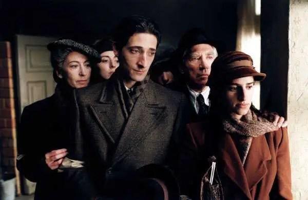 La famiglia Szpilman in Il Pianista