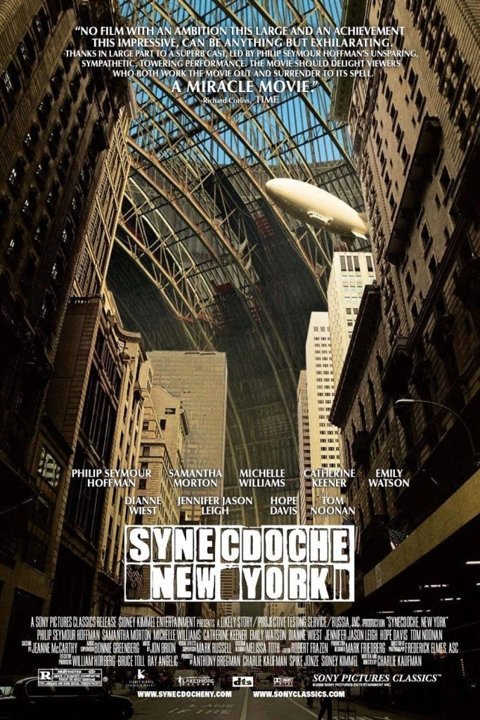 Synecdoche, New York locandina film