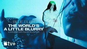 billie eilish the world's a little blurry recensione docufilm