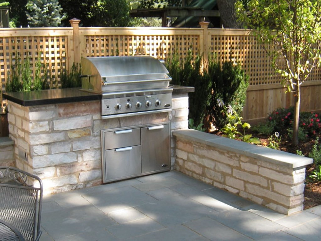 Hardscape Patio Design Ideas Outdoor Grill Station How To ... on Patio Grill Station  id=63892