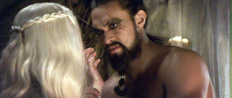 Khal Drogo daenerys