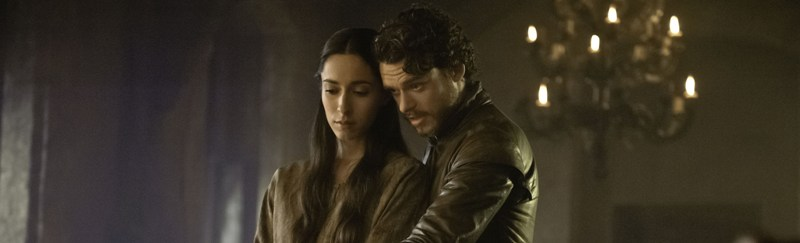 robb and wife