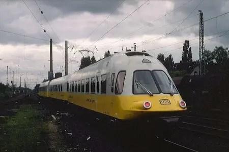 BR403-LH Airport Express