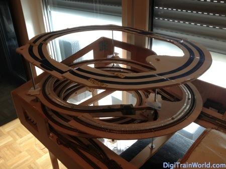 N-Scale helix