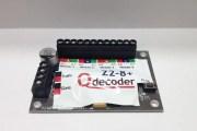 Qdecoder Z2-8+: universal accessory decoder