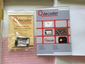 Qdecoder Z2-8+ package