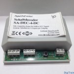 LDT SA-DEC-4-DC relay DCC decoder