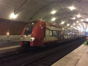 TER gare de Monaco
