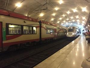 TER & TGV in Monaco