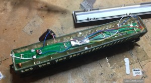 Arnold ES88 DCC conversion - Board and FH05A decoder