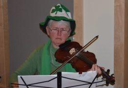 Barb Seplaki - Fiddle