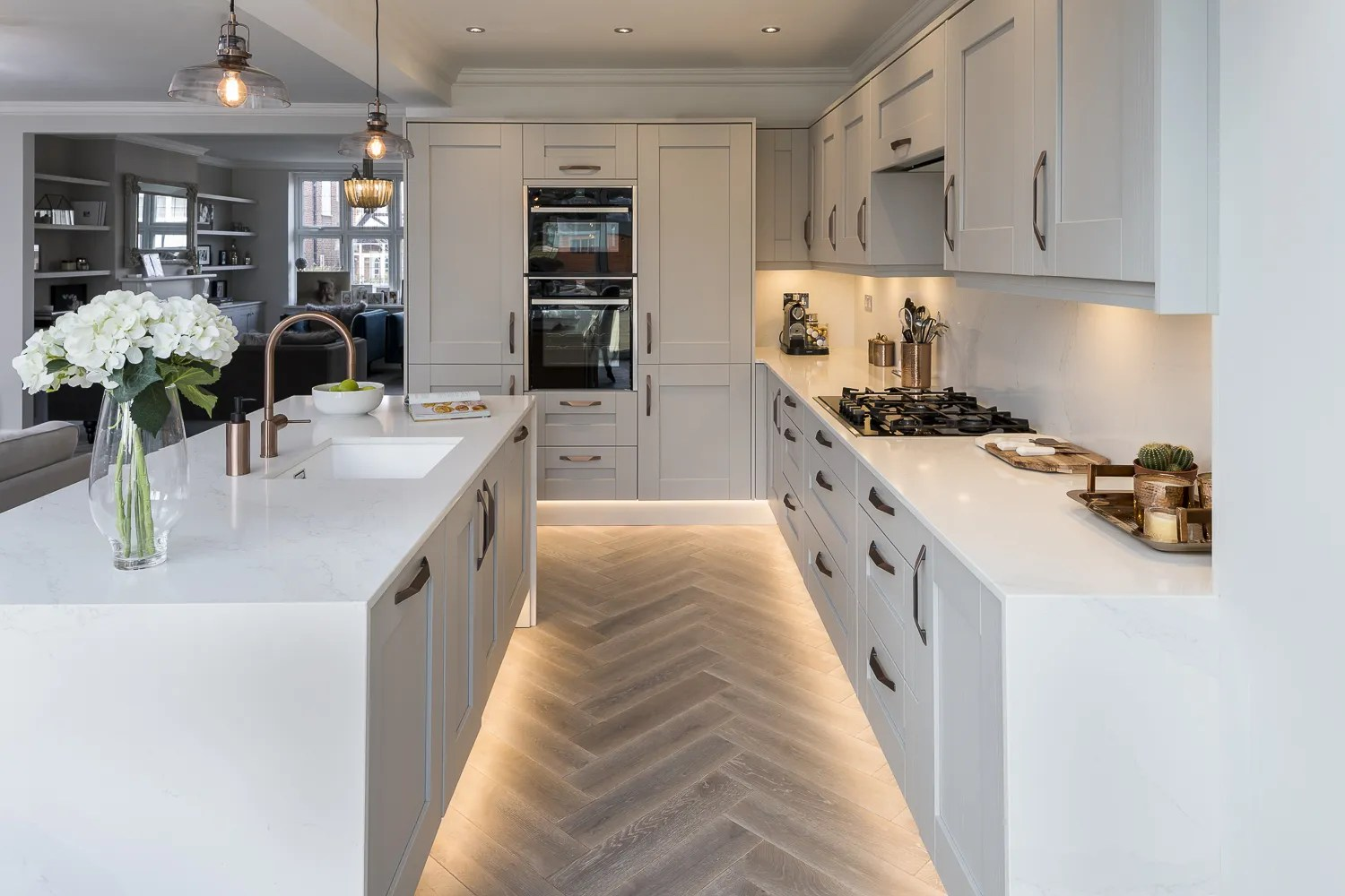 Beautiful Kitchen Case Study by Sheraton Interiors ... on Beautiful Kitchen  id=86318