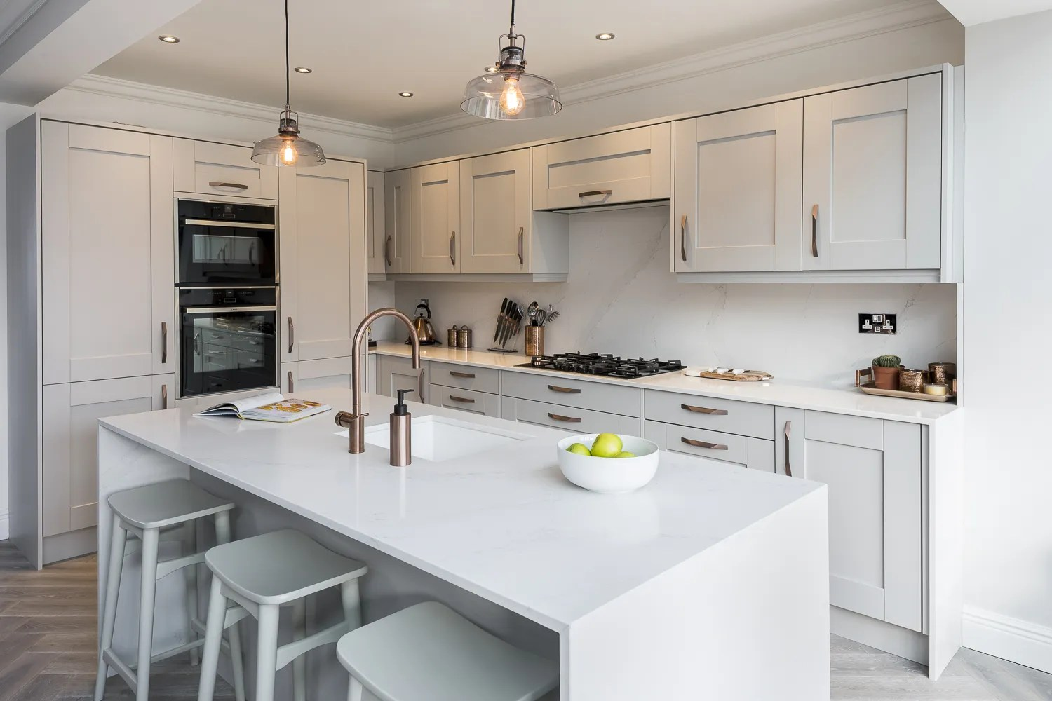 Beautiful Kitchen Case Study by Sheraton Interiors ... on Beautiful Kitchen  id=81919