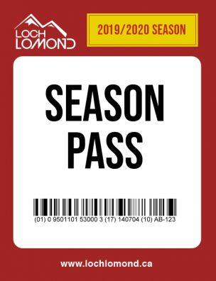 Season Pass 2019/2020