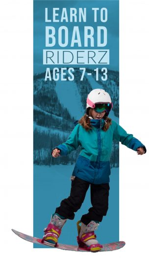 Riderz Board Lesson (Ages 7-14)