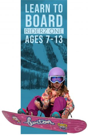 Riderz One Beginner Board Lesson (Ages 7-13)