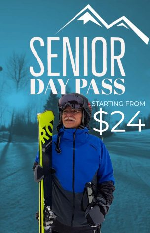 SENIOR Day Pass