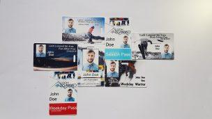 Custom ID Card Set Up