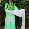 Lily Zhu, water sleeve dancer