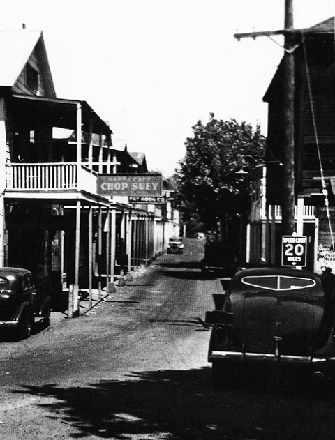 Main Street, 1939