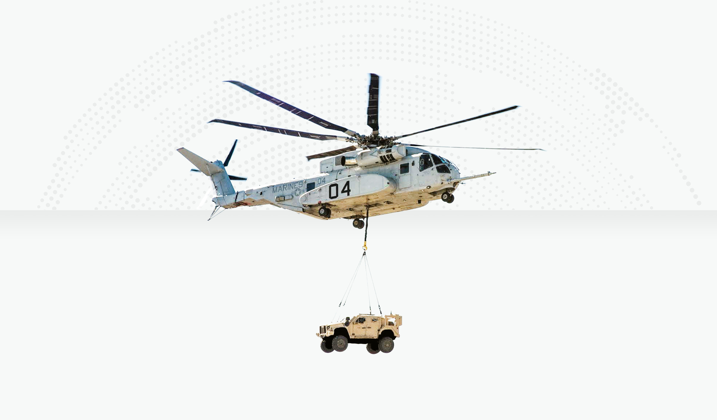 Sikorsky Ch 53k Helicopter