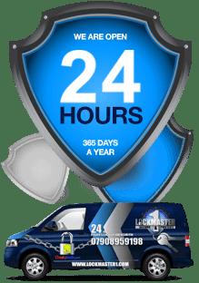 24 Hour Locksmith Service