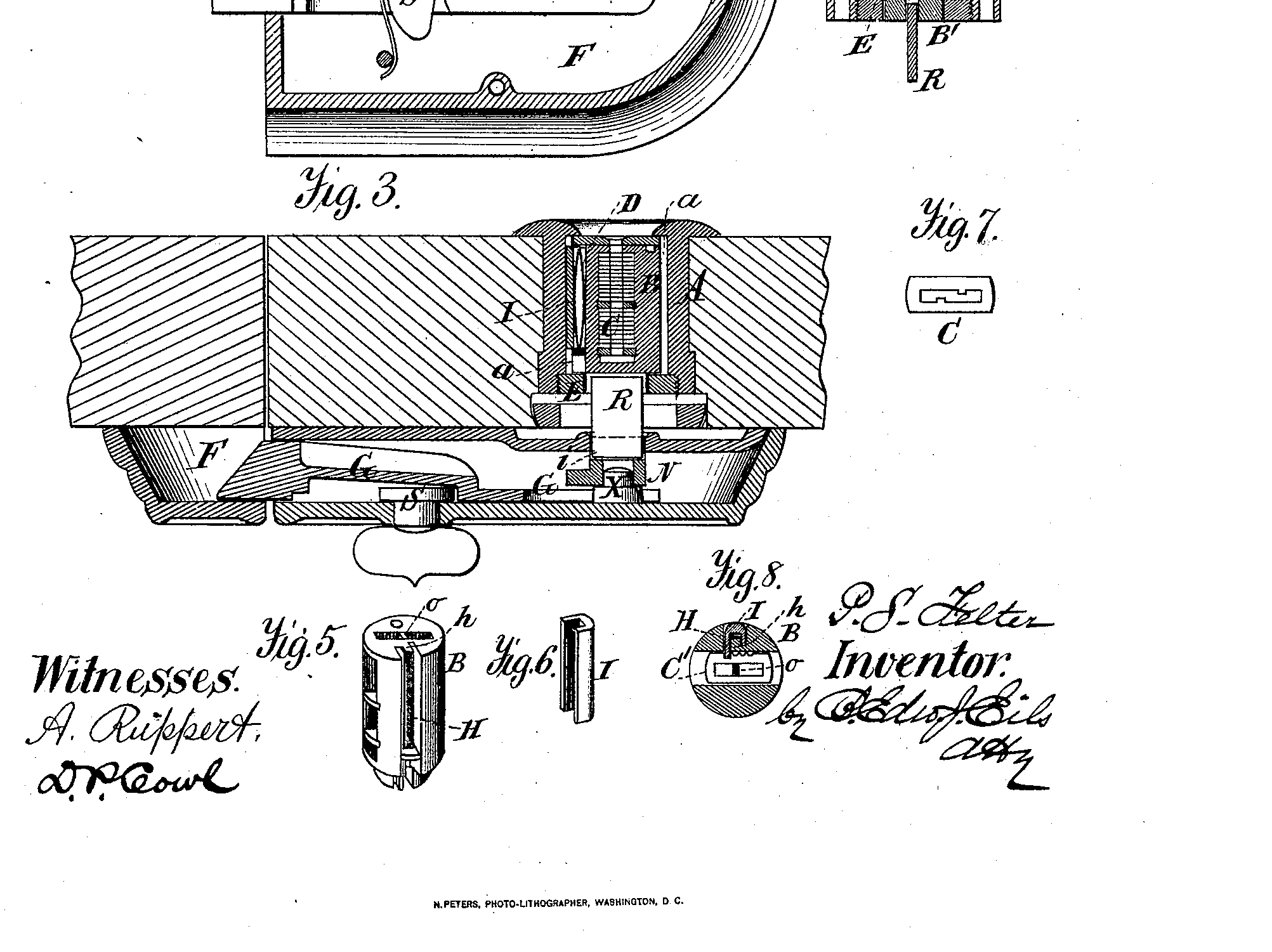 Patents That Shaped American Locksmithing, Part 4: The