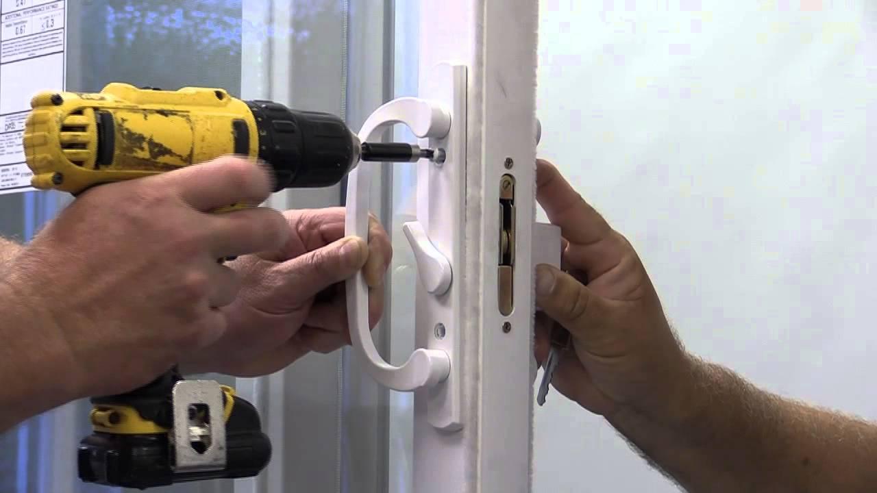 patio door lock change services dubai